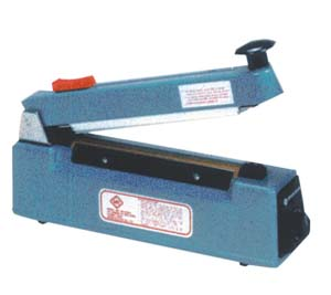 IMPULSE SEALERS WITH CUTTER & BEEPER 5MM - ME-305HC