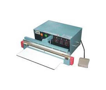 THE AUTOMATIC SEALER IS IDEAL FOR SEALING OPERATIONS IN PACKAGING FOOD, STATIONERY, DRUGS, Etc., - ME-3510AI
