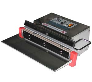 IMPULSE SHOP SEALER HAND PRESS SEALER STAINLESS STEEL BODY 2MM - ME-250SI