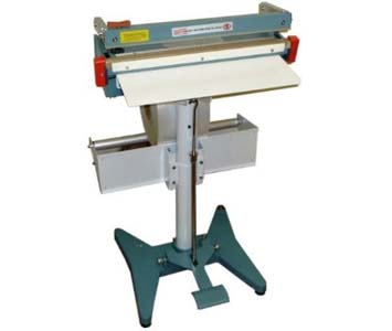 FOOT SEALER WITH CUTTER AVAILABLE FOR EVERY SEAL MASTER WITH TUBE AND CUTTER SYSTEM 2MM - ME-600FC