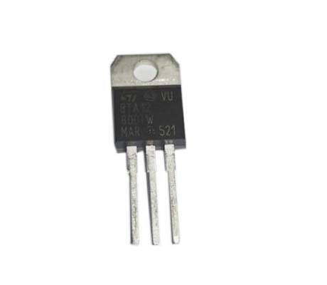 POLY.SEALERS PART - TRANSISTOR - BTA12-6