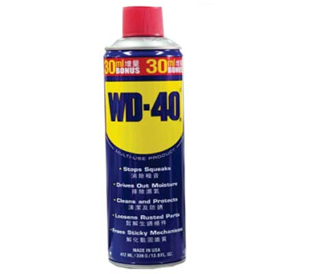 CONTACT CLEANER 412ml 85024 - WD-40