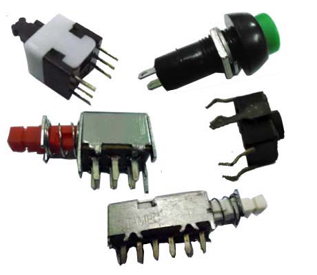 INTERCOM PARTS - SWITCHES