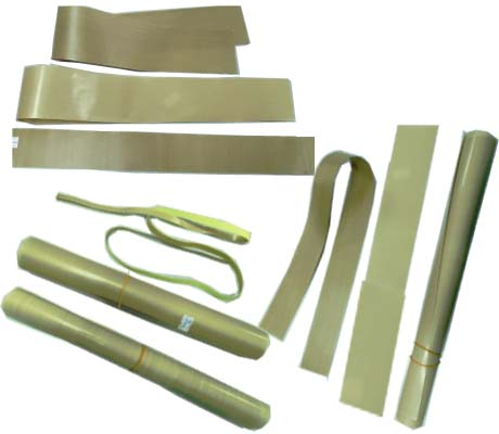 POLY.SEALERS PARTS - TEFLON CLOTHS