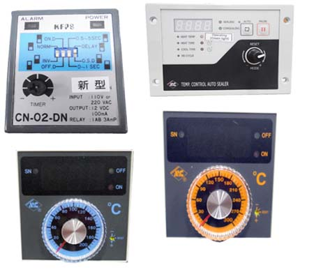POLY.SEALERS PARTS - TEMPERATURE CONTROLLER