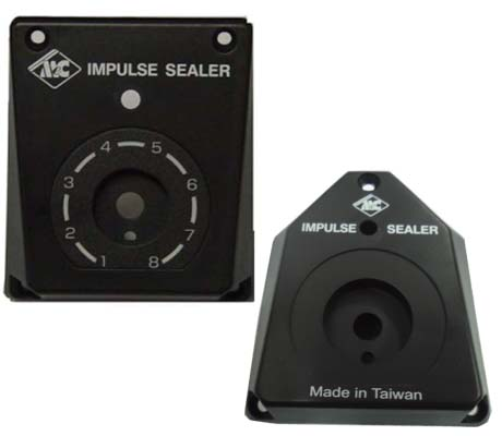 POLY.SEALERS PARTS - TIMER CASE