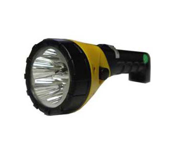 BRIGHT LED RECHARGEABLE TORCH - BR-7470L