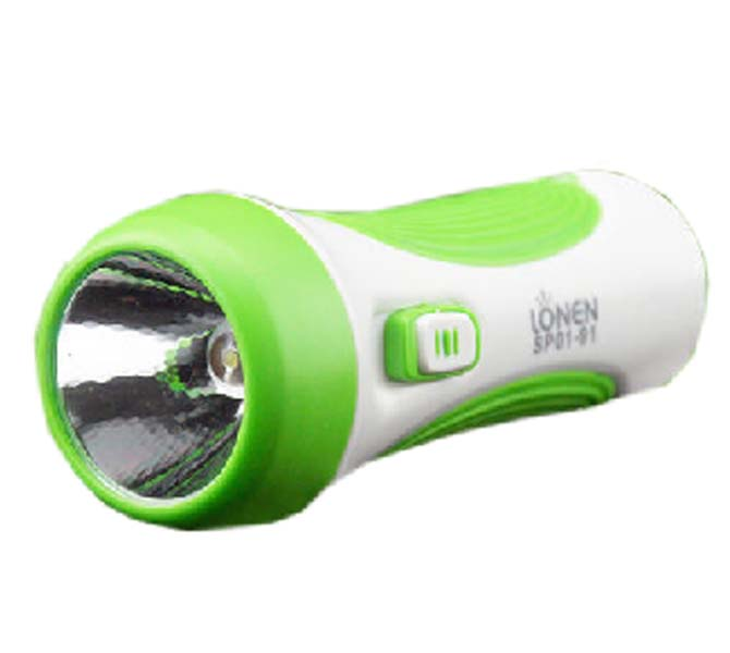 LONEN LED RECHARGEABLE TORCH - SP01-91