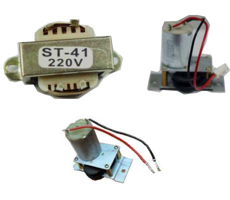 STABILIZER PARTS - MOTOR AND TRANSFORMER FOR ST3000