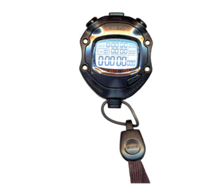 CASIO STOP WATCH - HS-80TW
