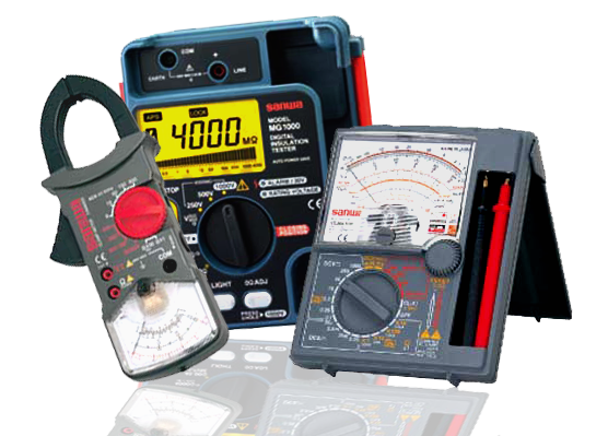 MEASURING INSTRUMENTS Where people place confidence in the quality of measuring instruments we sell.