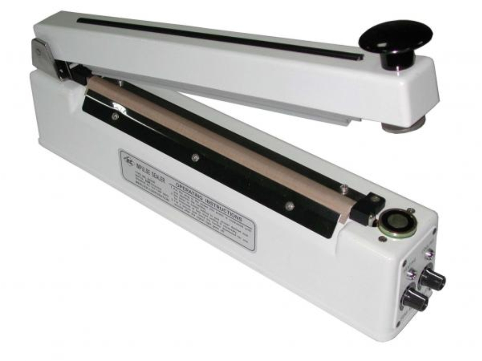 HAND IMPULSE SEALER WITH HOLDING MAGNET 5MM - ME-300HIM