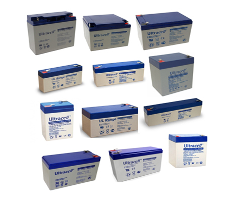 ULTRACELL SEALED, LEAD-ACID BATTERIES