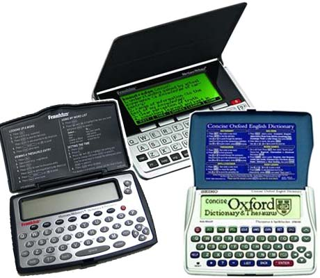 Dictionary Calculators