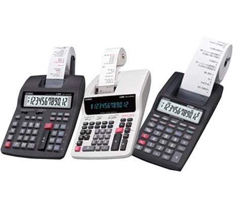Printer Calculators & Accessory
